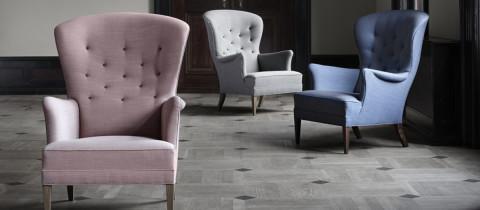 Heritage Chair - Enrum Slot - 2013 - line up høj