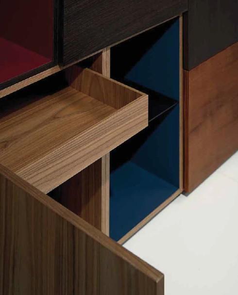 part modern legno