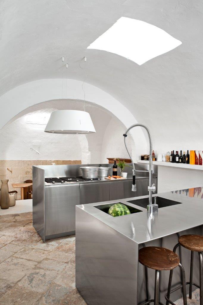 cucina inox gallery