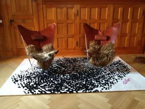KS Chairs @ Gisselfed Castle _ OX DESIGN