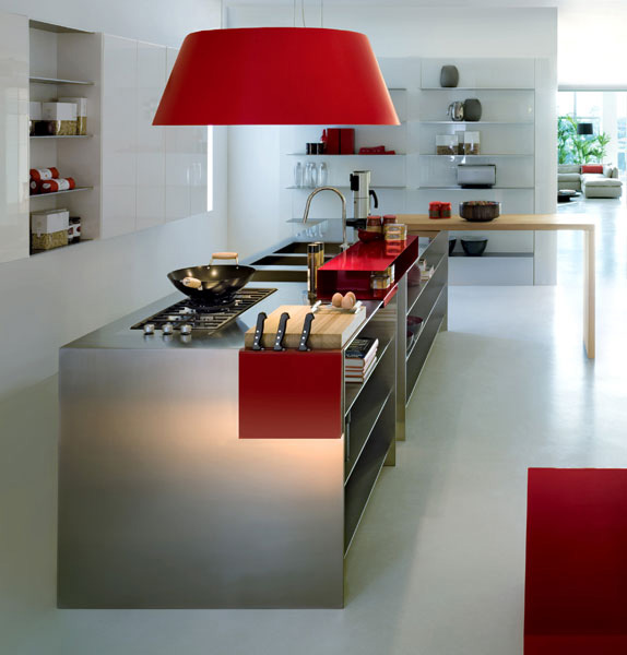 cucina inox